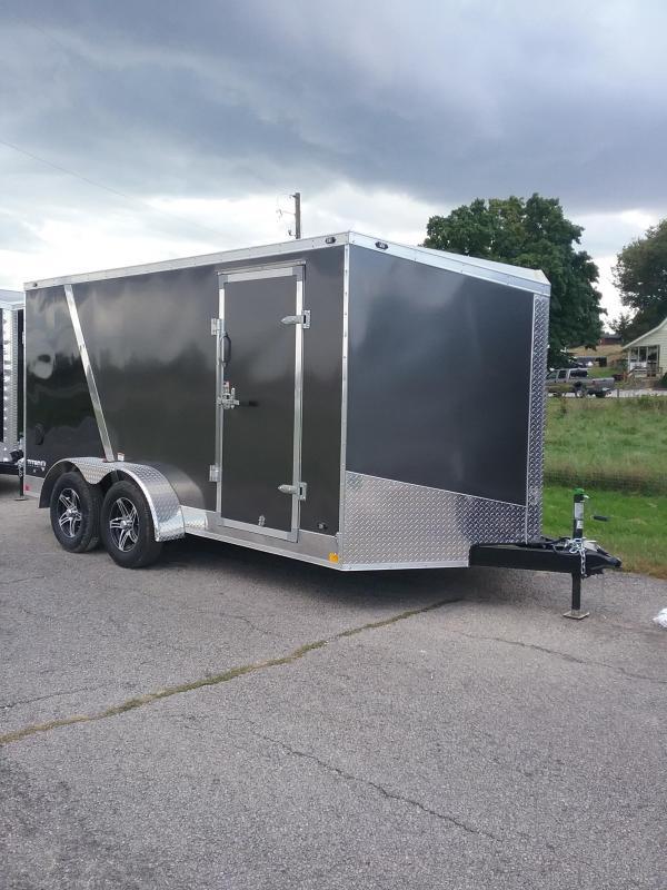 2019 Stealth Trailers Titan 7x14 Enclosed Cargo Trailer