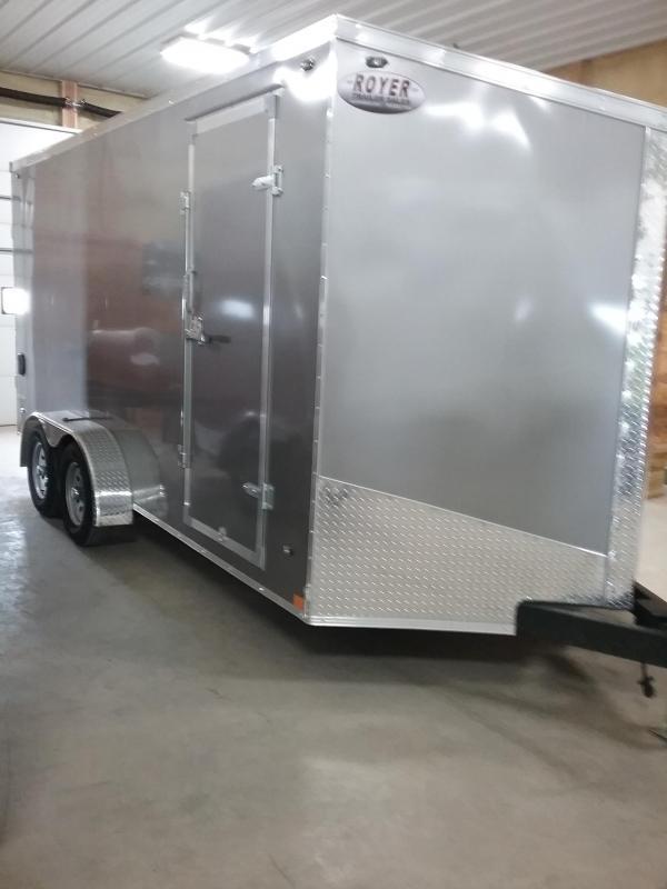 2019 Stealth  7X16 Titan Enclosed Cargo Trailer