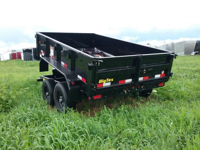 90SR 10K Big Tex Dump Trailer