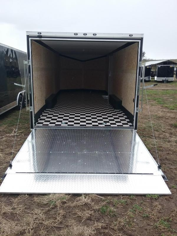 2018 Stealth Trailers 8.5X22 Mustang Enclosed Cargo Trailer