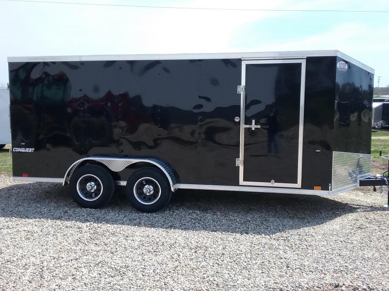 2020 Formula Trailers 7x16 Enclosed Cargo Trailer