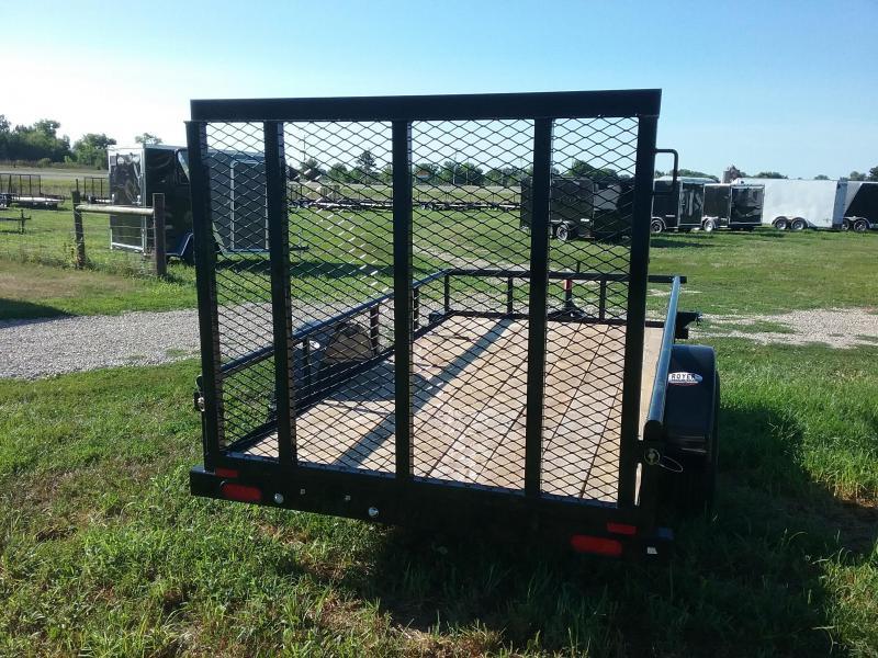 5X10 30SA Big Tex Utility Trailer