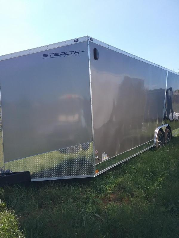 "2019 Stealth Trailers Titan 8.5x22 ""6 Enclosed Cargo Trailer"