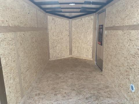 6x10 Formula Conquest Enclosed Cargo Trailer