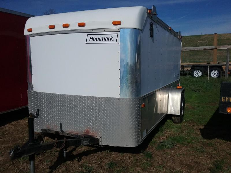 2000 Other 6X12 Enclosed Cargo Trailer