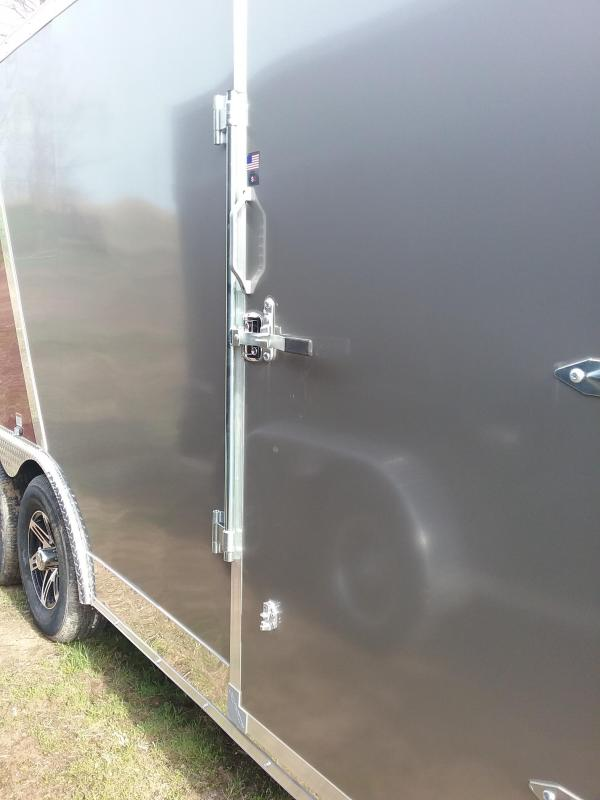 8.5x24 Stealth Titan Enclosed Cargo Trailer with 5200# Axles