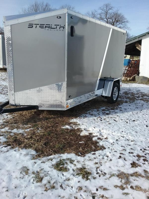 2019 Stealth 6x12 Titan Enclosed Cargo Trailer