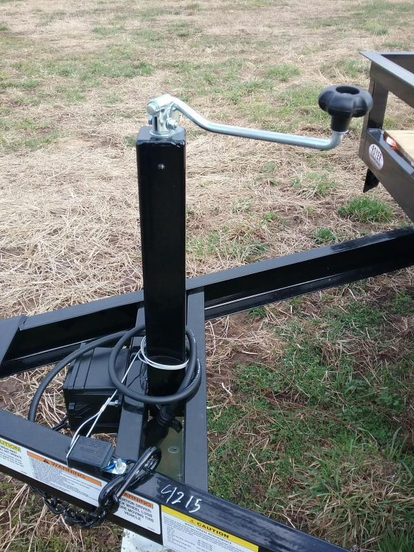 Liberty 82X20 10K Utility Trailer