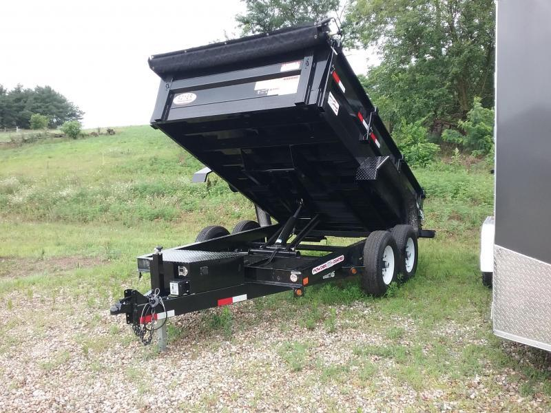 LD 14K 83X12 Liberty Dump Trailer