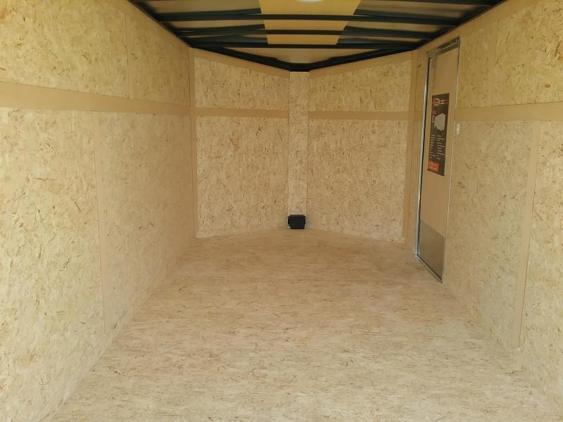 2020 Formula Trailers 7x14 Enclosed Cargo Trailer