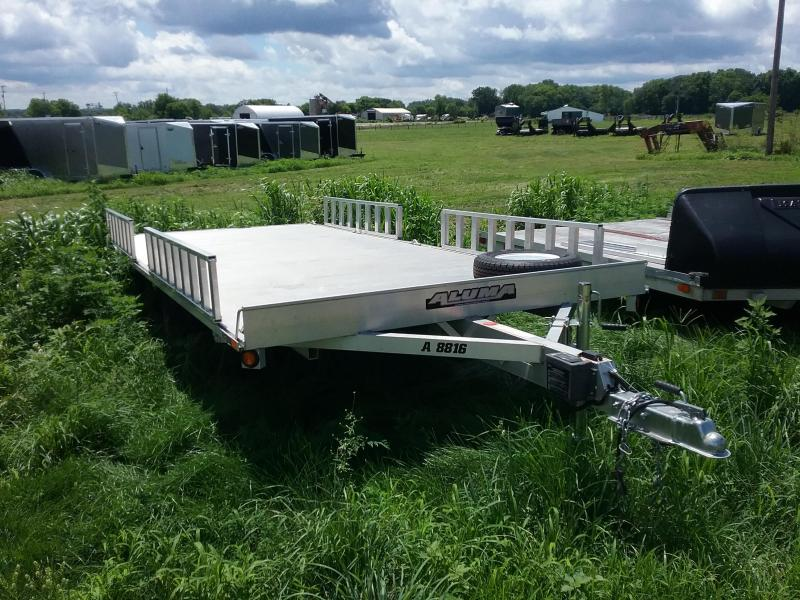 USED Aluma Aluma ATV Trailer