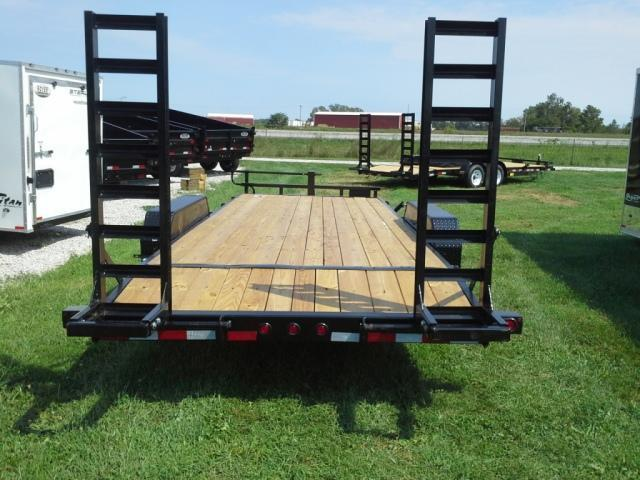 Big Tex 14K 20' Equipment Trailer