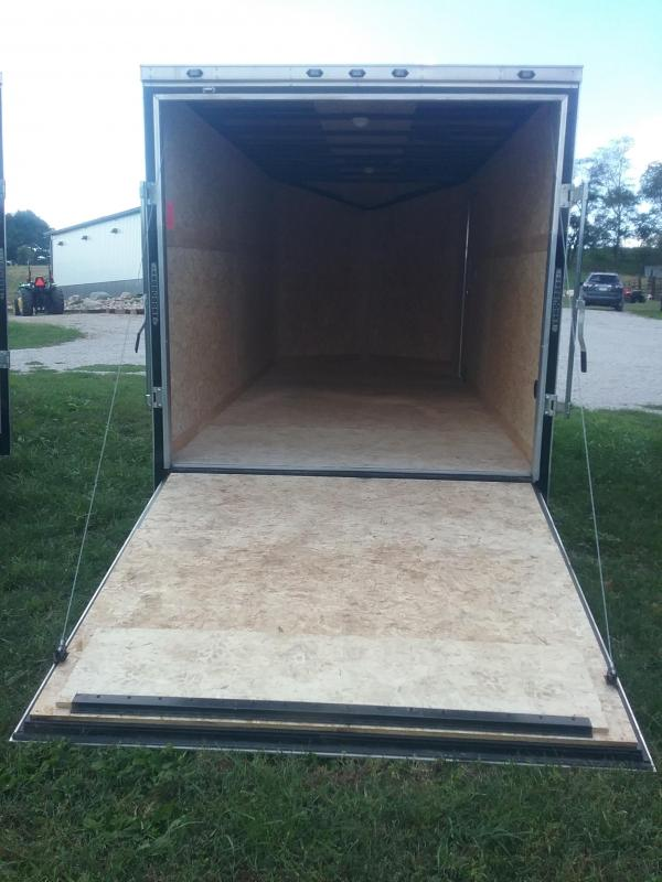 "2019 Stealth Trailers Titan 7x16 ""6 Enclosed Cargo Trailer"