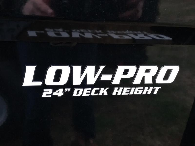 "83""X14' PJ Low-Pro Dump Trailer w/ Tarp"