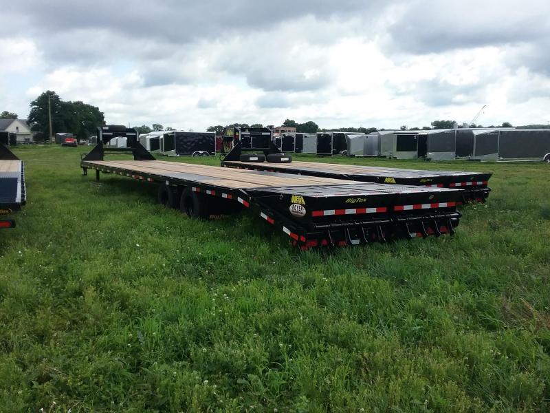 22GN 35 Plus 5 Big Tex Gooseneck Equipment Trailer