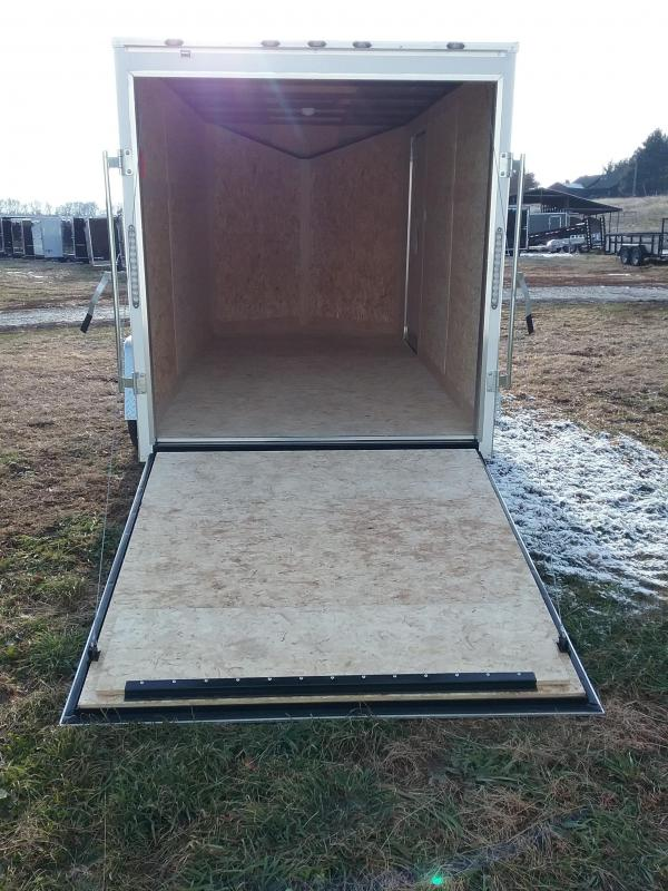 2019 6x12 Stealth Mustang Enclosed Cargo Trailer