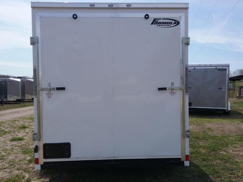 7X14 (+12 Additional Height) Formula Conquest *HAIL DAMAGED-CALL FOR DISCOUNT PRICING*
