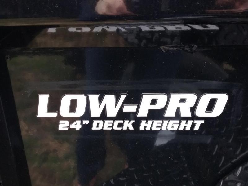 DL122 Low-Pro PJ Dump Trailer