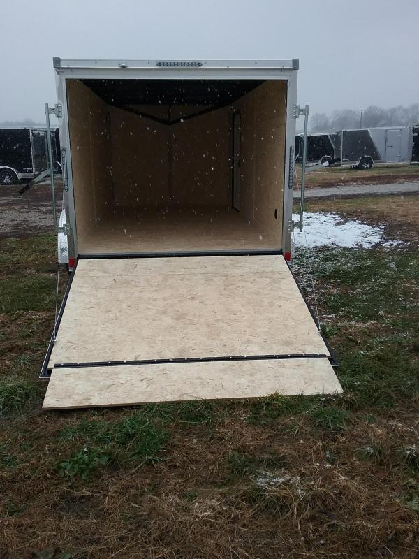 2019 Impact Trailers Shockwave 7x14 (6 Additional Height) Enclosed Cargo Trailer