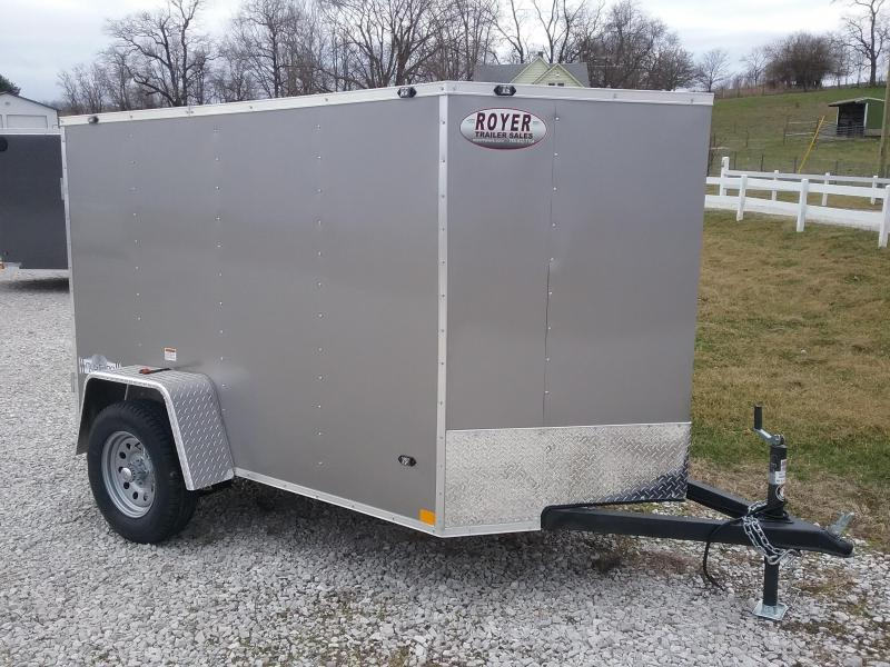 Stealth 5X8 Mustang Enclosed Cargo Trailer
