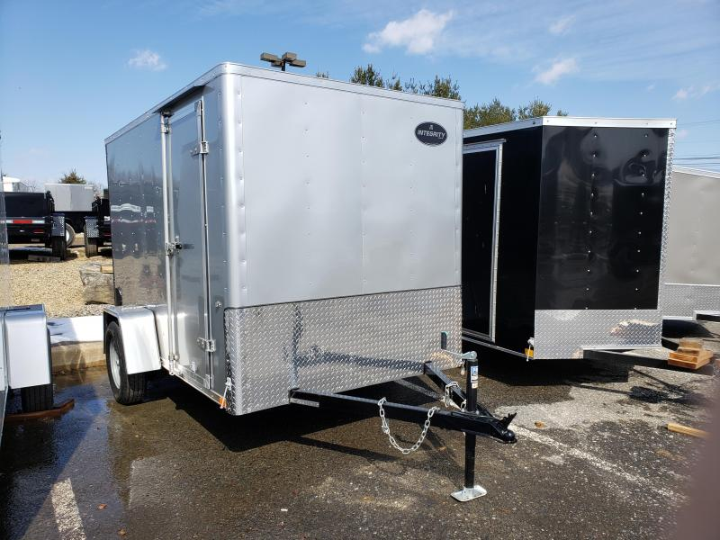 2019 Integrity Trailers HL6X10 Enclosed Cargo Trailer