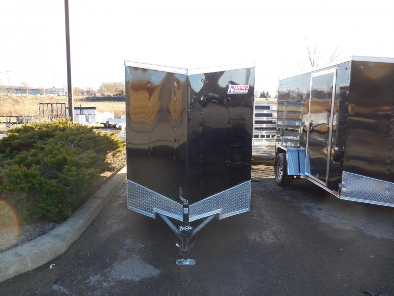 2019 Pace American OB5X10SI2DLX Enclosed Cargo Trailer