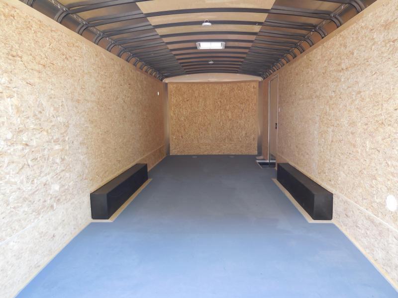 2020 Pace American CS85X20TE3 Enclosed Cargo Trailer