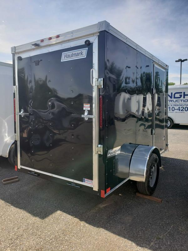 2019 Haulmark PP610S2-D Enclosed Cargo Trailer