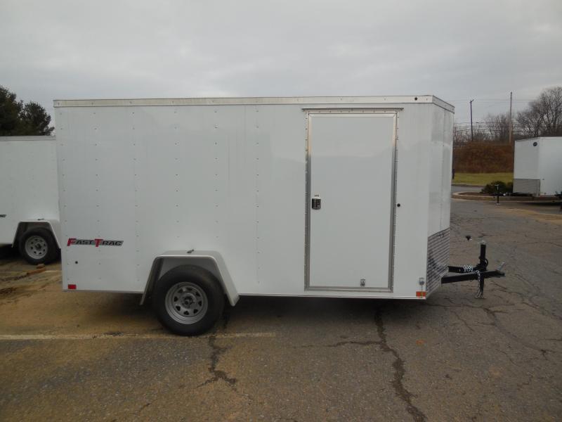 2019 Wells Cargo FT6121 Enclosed Cargo Trailer