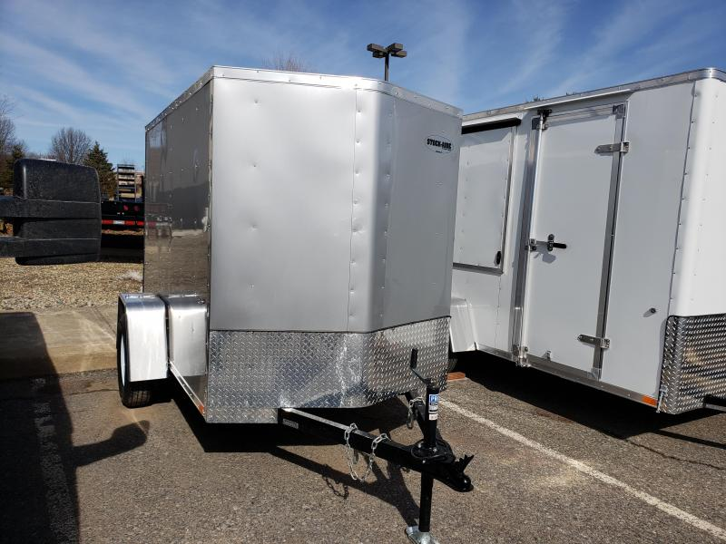 2019 Integrity Trailers WW5X8 Enclosed Cargo Trailer