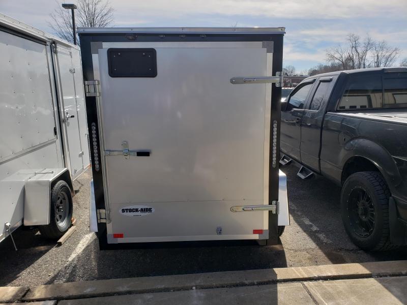 2019 Integrity Trailers WW5X8 Enclosed Cargo Trailer