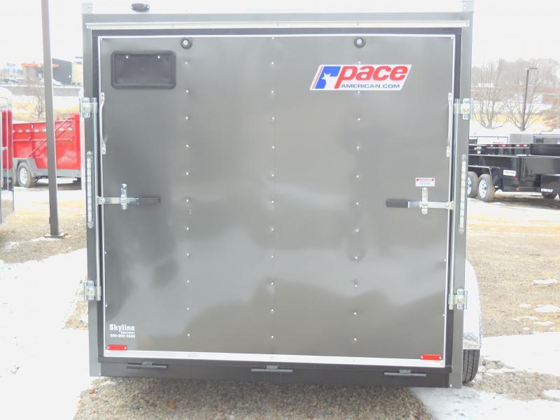 2020 Pace American OB7X14TE2 Enclosed Cargo Trailer