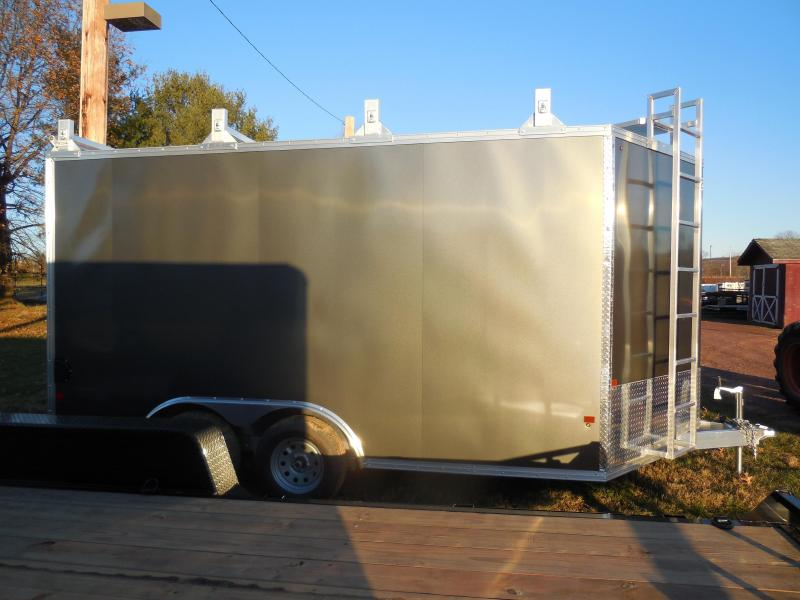 2018 EZ Hauler EZEC8X14 Enclosed Cargo Trailer