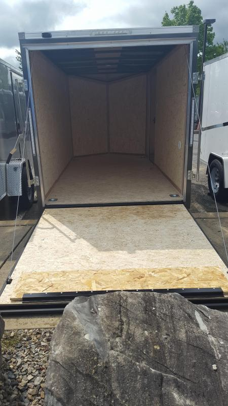 2019 Pace American OB6X12SI2DLX Enclosed Cargo Trailer