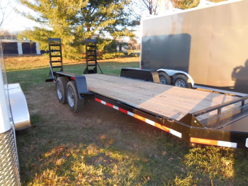 2019 Bri-Mar EH20-16HD Equipment Trailer