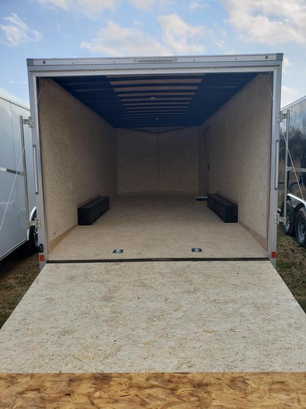 2019 Pace American OB85X20TE2 Enclosed Cargo Trailer