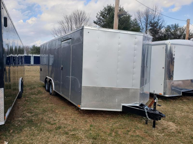 2019 Pace American OB85X20TE2 Enclosed Cargo Trailer
