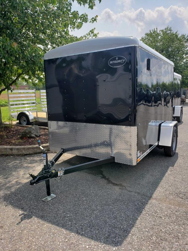 2019 Integrity Trailers PL6X10 Enclosed Cargo Trailer