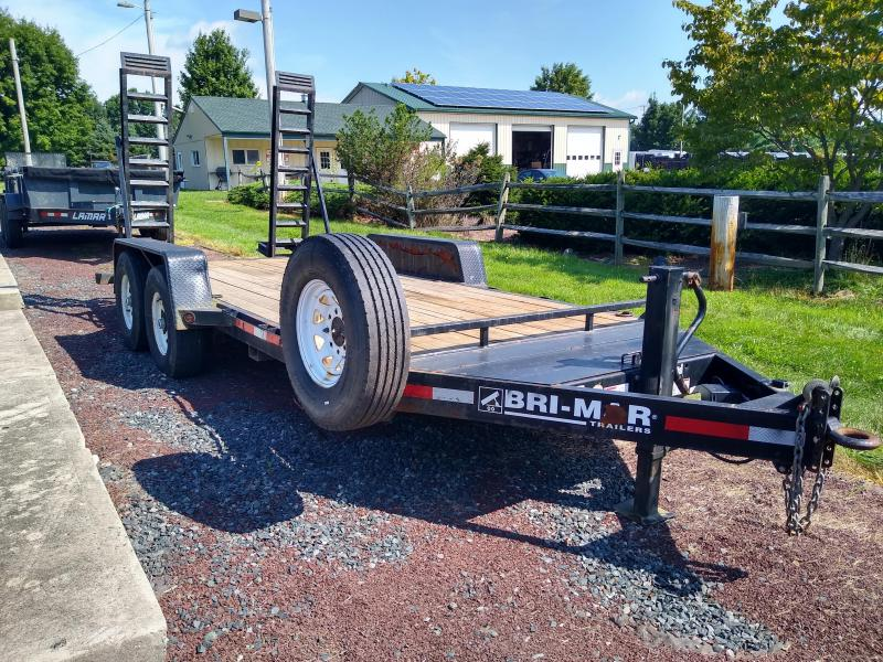 2013 Bri-Mar EH16-14HD Equipment Trailer