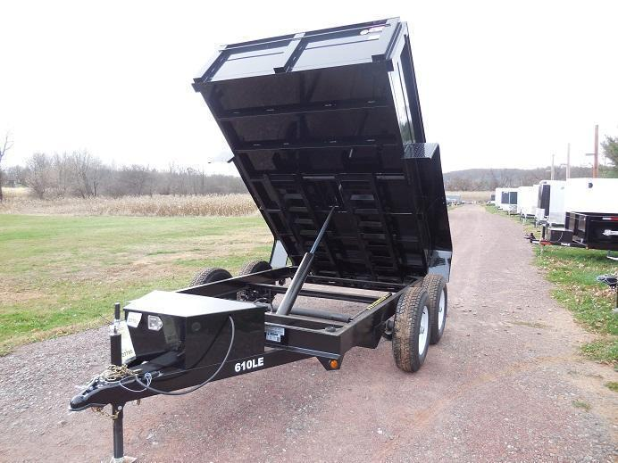 2019 Bri-Mar DT612LP-LE-10 Dump Trailer