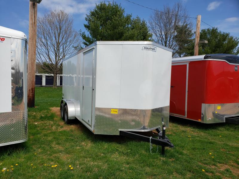 2019 Haulmark TSV716T2 Enclosed Cargo Trailer