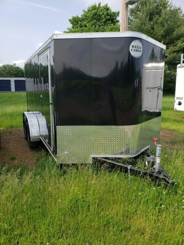 2019 Wells Cargo RF714T2 Enclosed Cargo Trailer