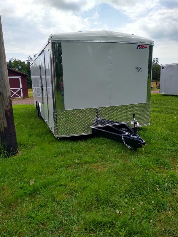 2020 Pace American CS85X20TE2 Enclosed Cargo Trailer