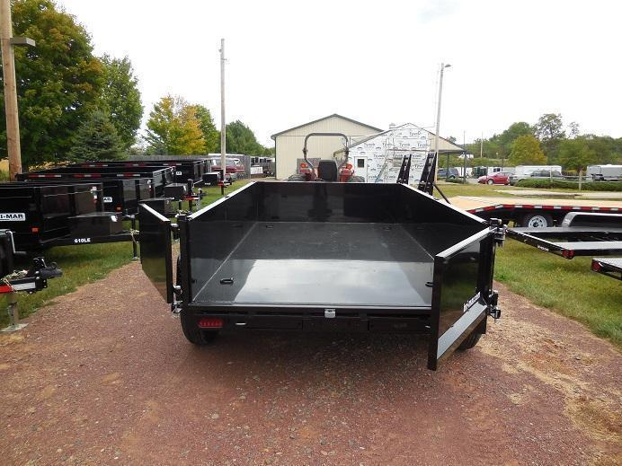 2019 Bri-Mar DT610LP-LE-7 Dump Trailer