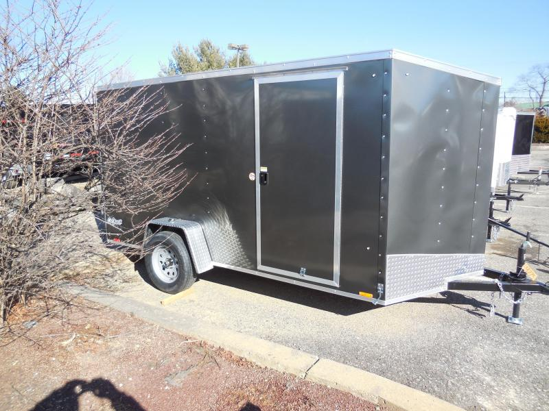 2020 Pace American OB6X12SI2DLX Enclosed Cargo Trailer