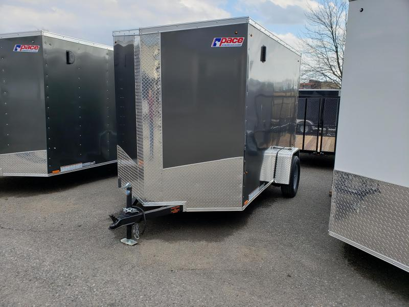 2019 Pace American JV6X10SI2SE Enclosed Cargo Trailer