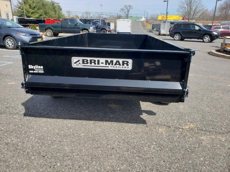 2019 Bri-Mar DTR510LP-5 Dump Trailer