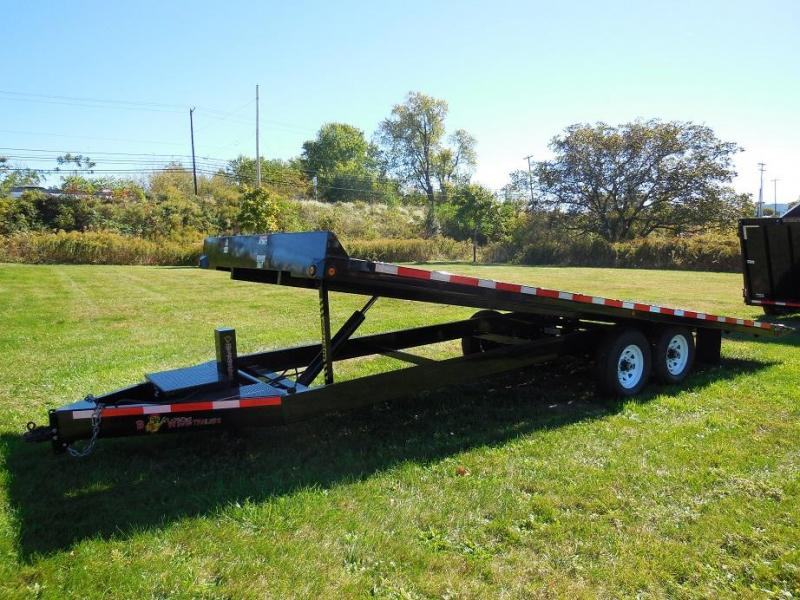 2019 B-Wise THD22-15 Flatbed Trailer