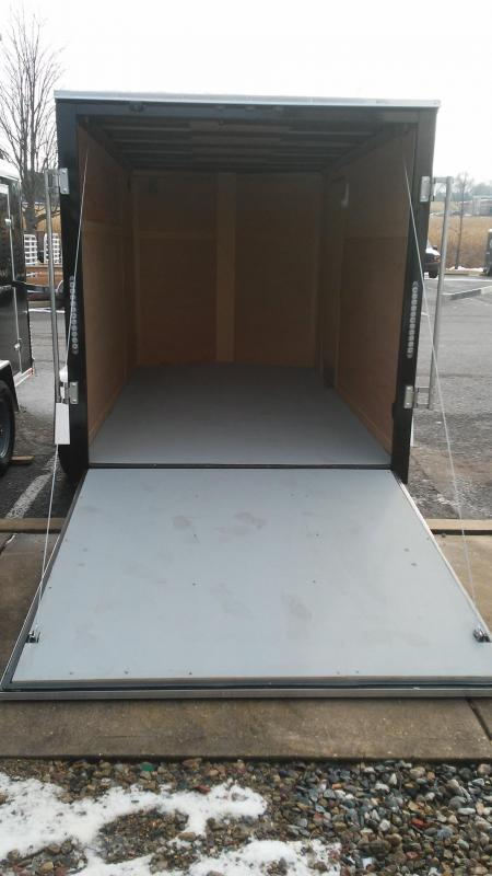 2019 Integrity Trailers WW6X10 Enclosed Cargo Trailer