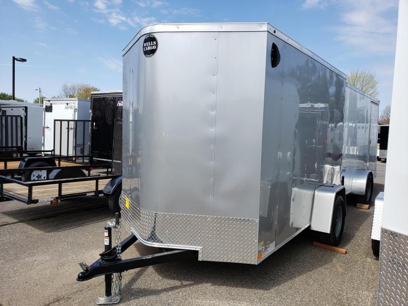 2019 Wells Cargo FT610S2 Enclosed Cargo Trailer